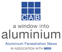 CAB - A Window Into Aluminium Logo